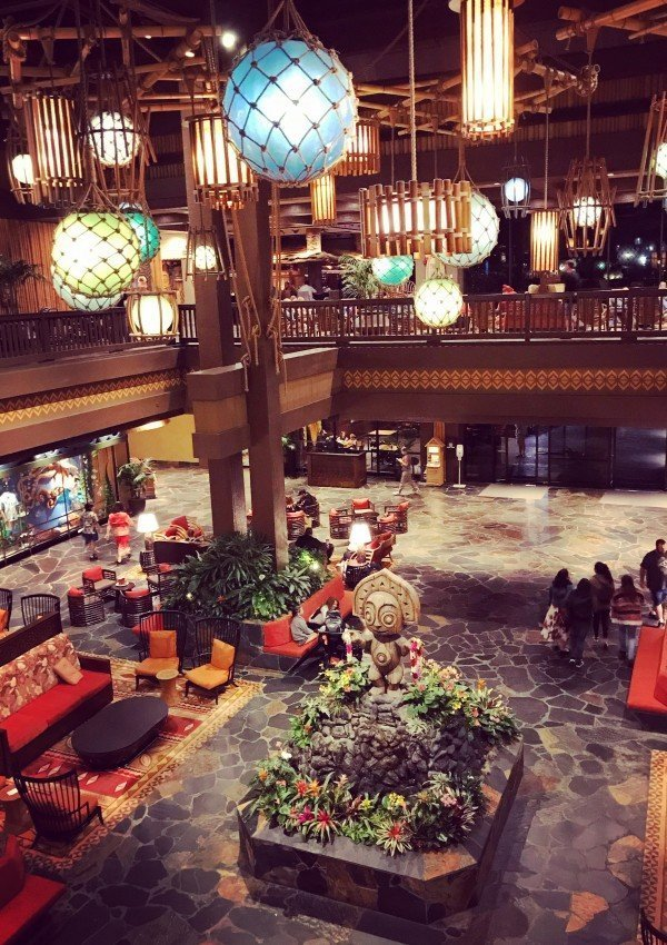 Polynesian Village Resort: The best place to stay at Disney World!