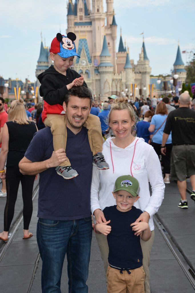 Disney World, Orlando, Florida, Magic Kingdom