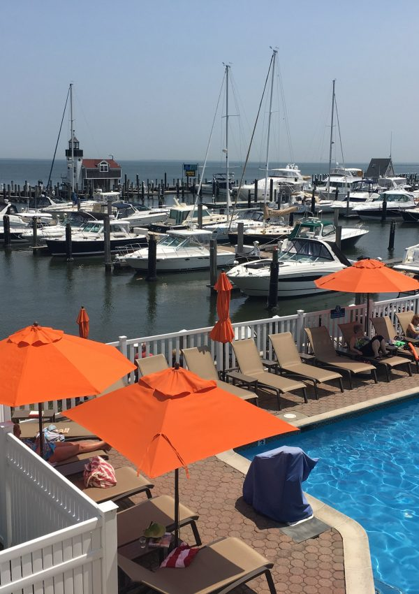 A Day of Pampering at Saybrook Point Inn