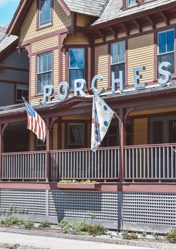 The Porches Inn- Review