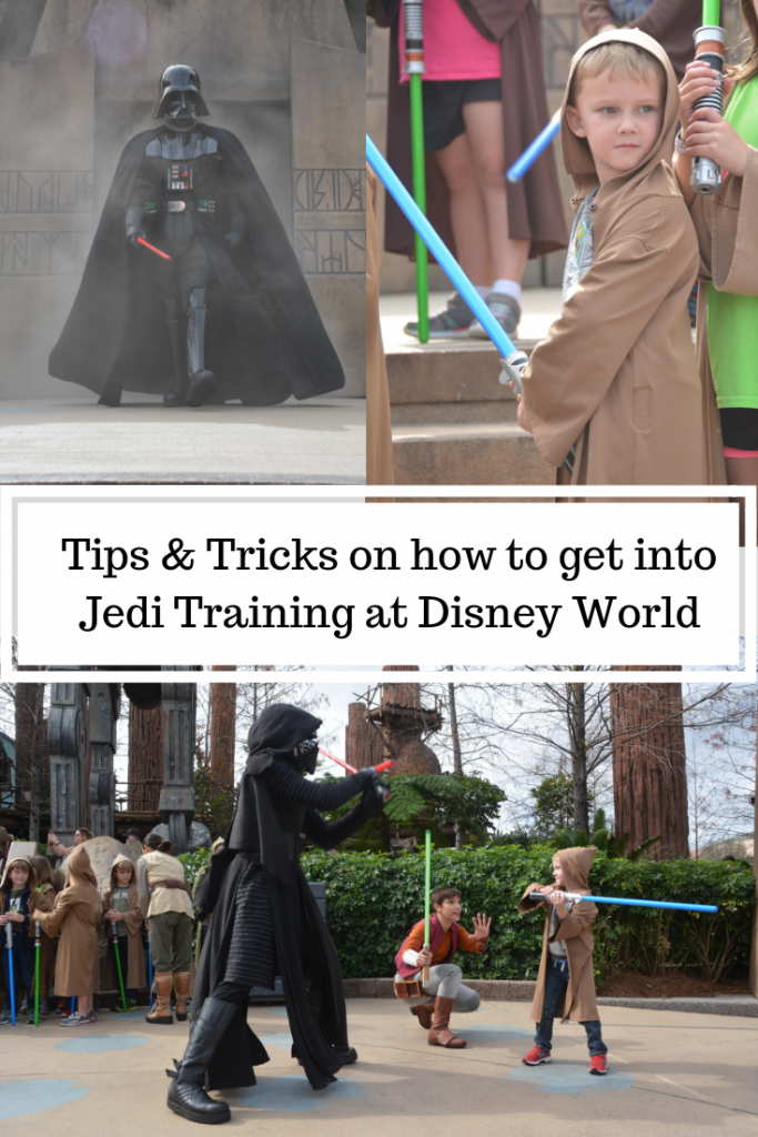 Jedi Training-Pin