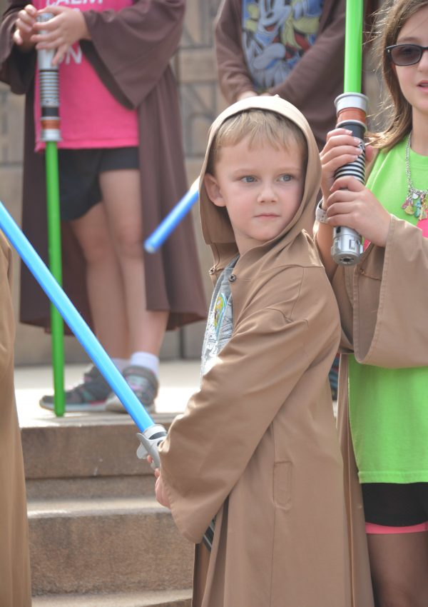 Our Experience with Jedi Training at Disney