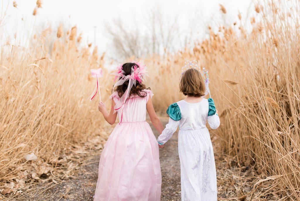 Princess Dresses from Little Adventurers