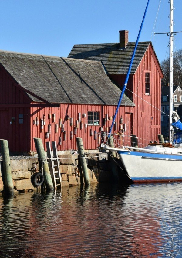 Day-tripping to Rockport, MA with Kids