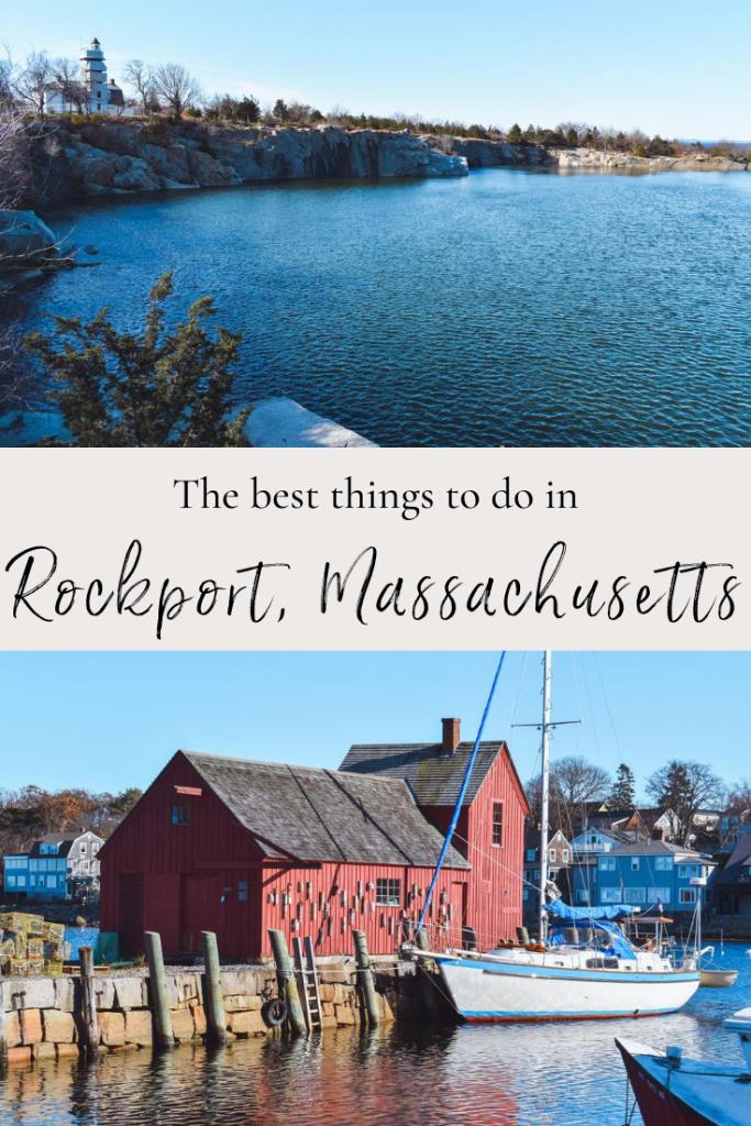 Rockport Mass