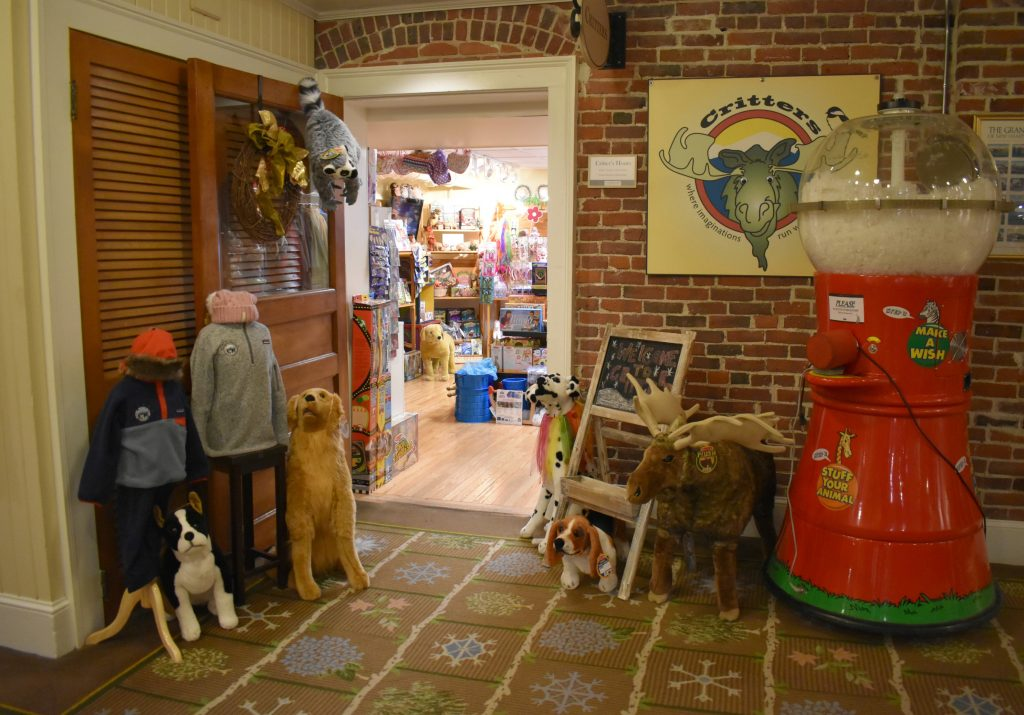 Critters Toy Store