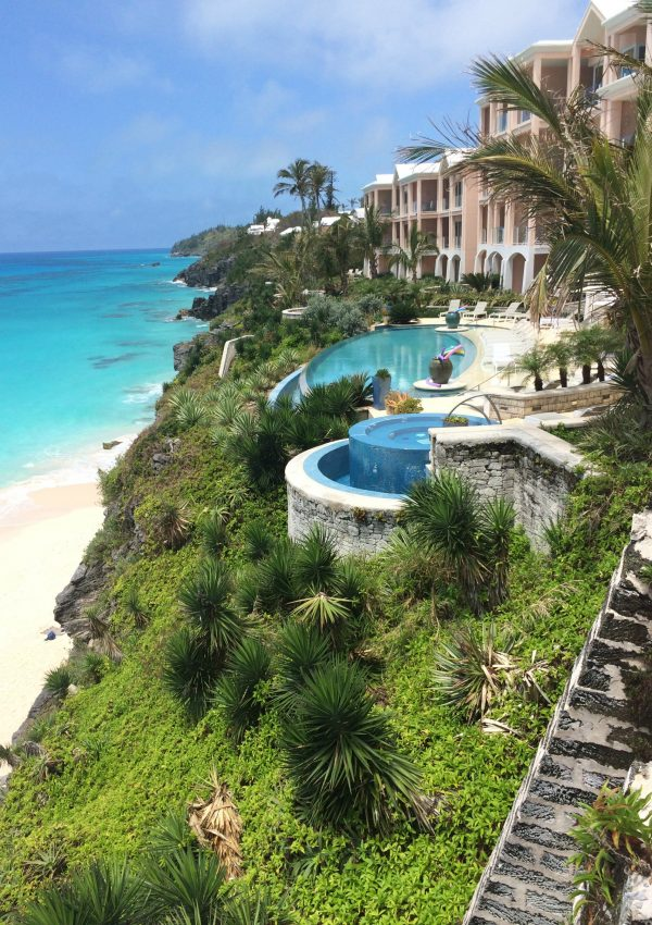 The Reefs- the most romantic place to stay in Bermuda