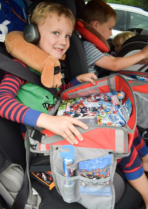 Hippococo Kids Travel Tray- Review