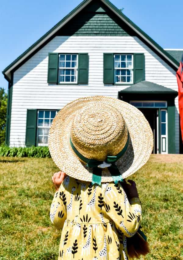Girl at Green Gables