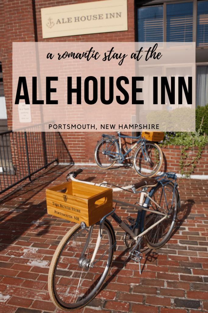Ale House Inn- PIN