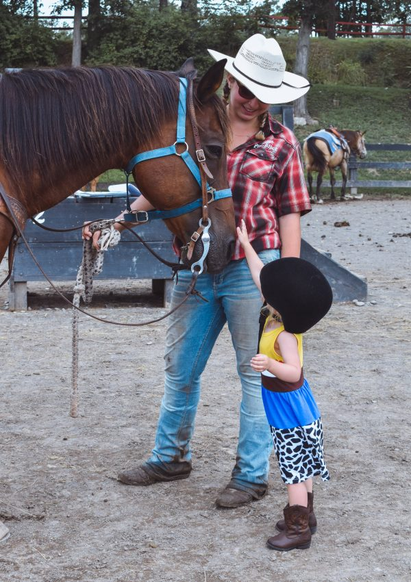 Pine Ridge Dude Ranch: an all-inclusive family vacation in the Catskills
