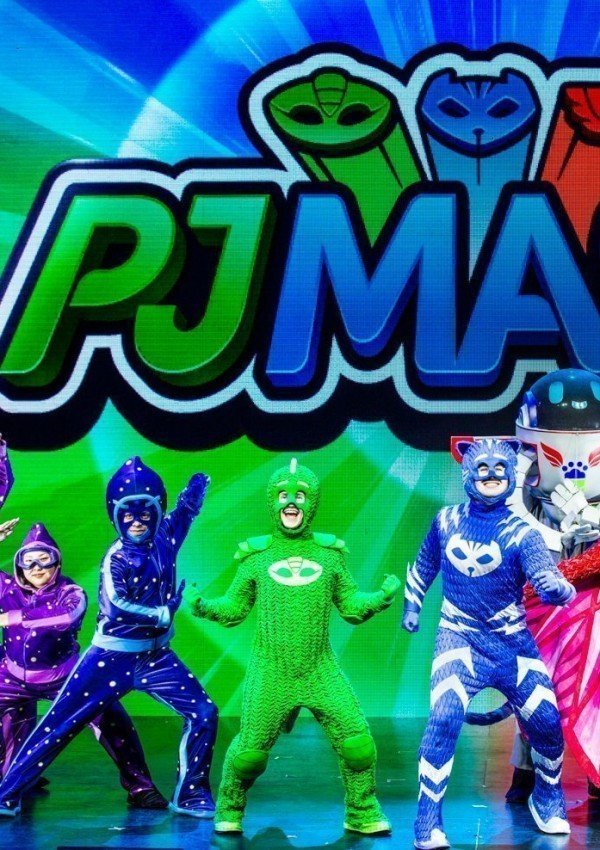 PJ Masks LIVE is coming to the Hanover Theatre- WIN TICKETS!