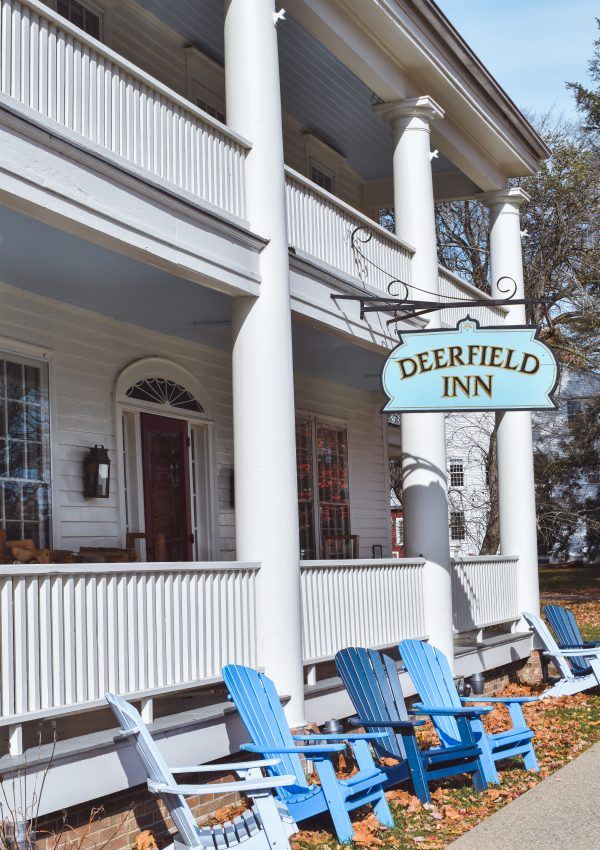 Our stay at the Deerfield Inn
