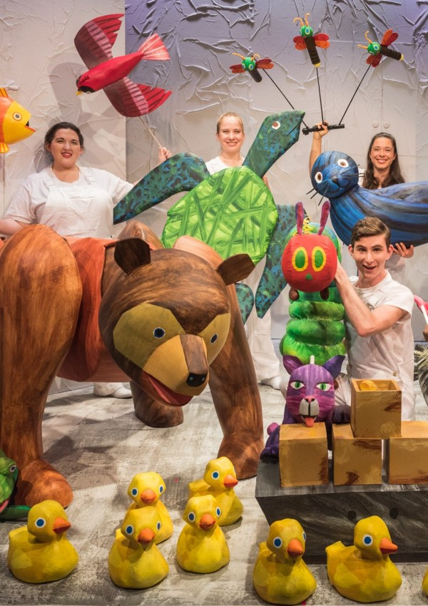 The Very Hungry Caterpillar Show- WIN TICKETS!