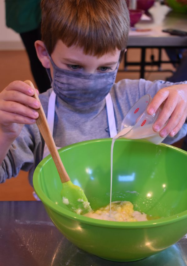 Kids cooking classes at Taste Buds Kitchen