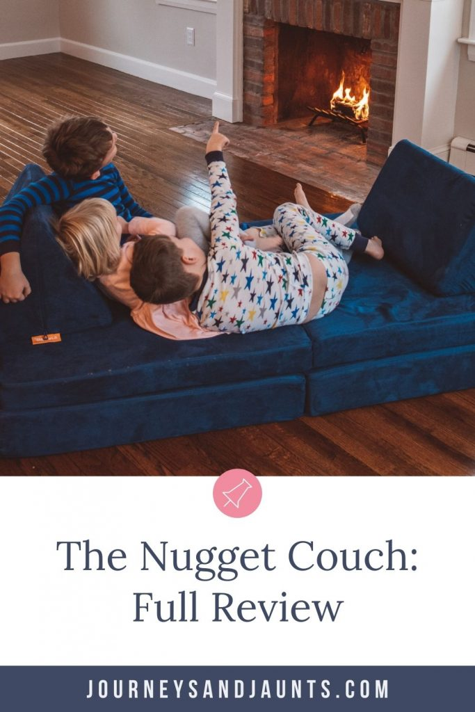 nugget couch