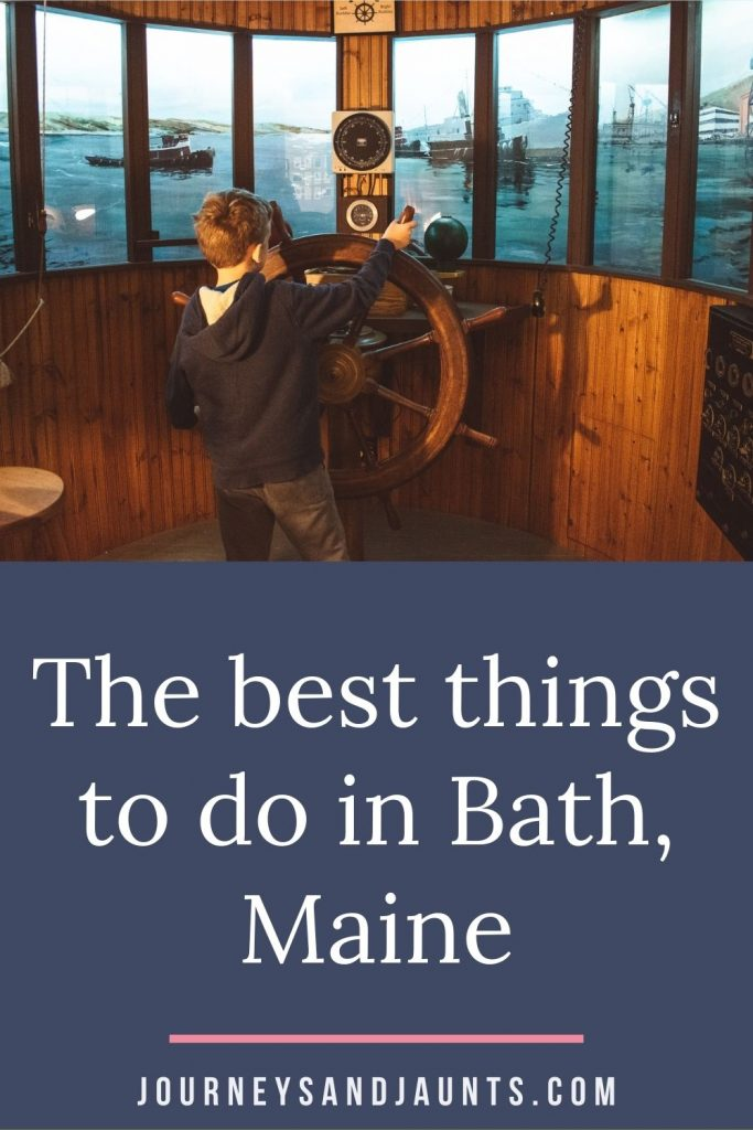 things to do in bath maine
