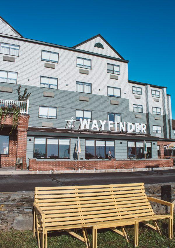 Wayfinder hotel newport